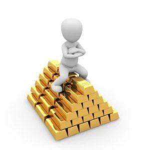 インフレ率や確実性を考えて貯める場合